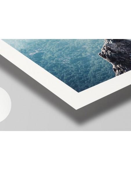 Papier Argentique sur Lambda Haute Réflexion - Fujiflex 250g - Brillant